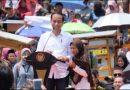 Anak Perempuan Nangis Minta Sepeda ke Jokowi